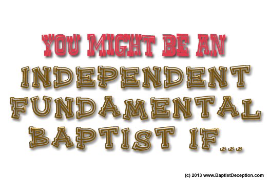 independent fundamental baptist